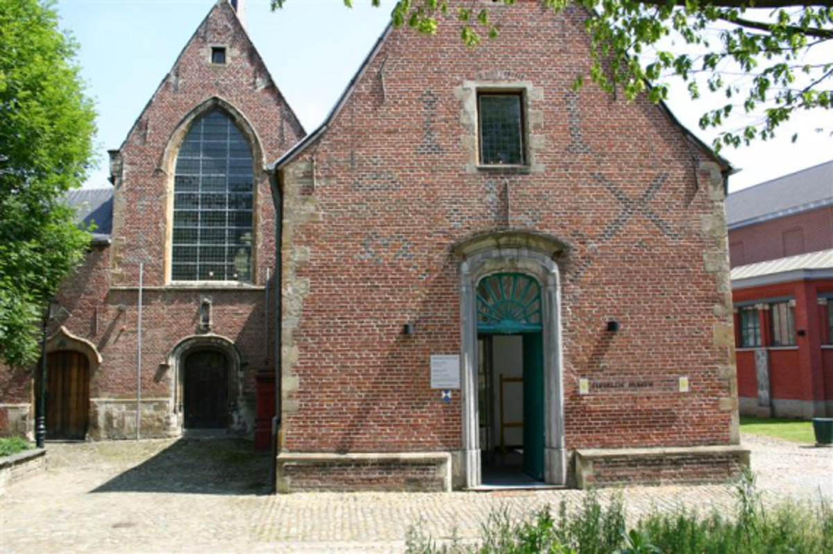 't Gasthuys - Stedelijk Museum Aalst   Aalst   UiTmetVlieg.be