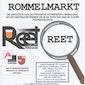 Internationale rommelmarkt Reet 75000m² + 565 standen