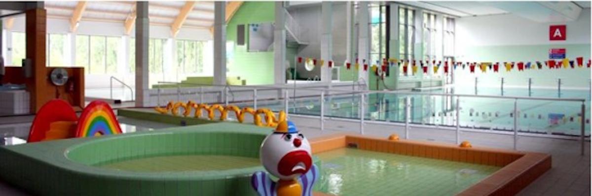Zwembad sorghvliedt hoboken for Zwembad belgie