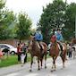 Paardenommegang - Paardenwijding