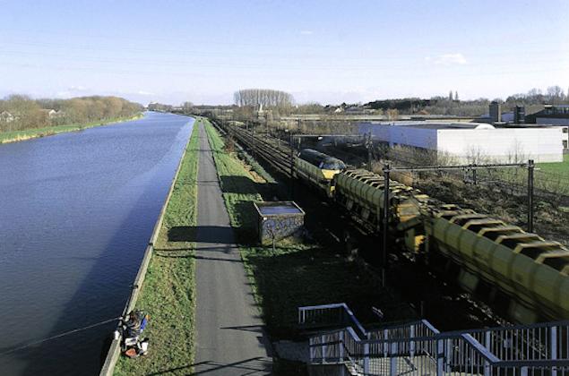 Kanaal Roeselare-Ooigem: Open Monumentendag, 'De vier elementen'