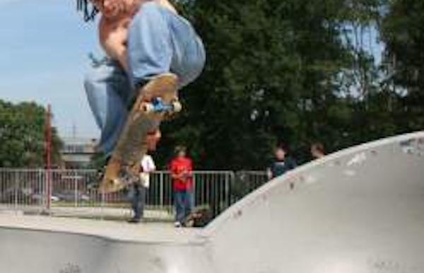 Skatepark Kapermolen