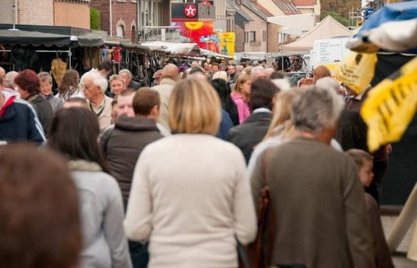 Wekelijkse markt Liedekerke