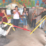 Didgeridoo maken - workshop