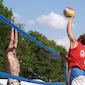 Beach volleybal manche kampioenschap Oost-Vlaanderen in Temse 2015