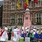 Folklorisch kinderfeest 'Begijntjes Laat Besluit'