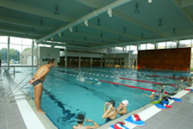 Stedelijk zwembad Ieper