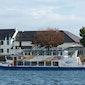 Aspergebrunch à boord van rondvaartboot de Paep van Meinecom III