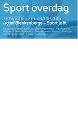 Bewegingsrecreatie (Actief +) - Sport Overdag