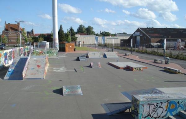 Skatepark Entrepot