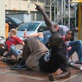 Hip hop en Streetdance (ma-di en do-vr)