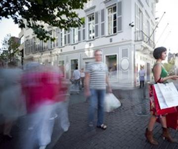Koopzondag in Hasselt