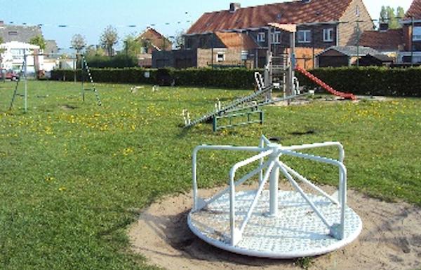 Speelterrein Bloemenwijk