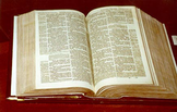 Lezing over Bijbelse thema's