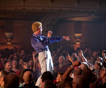 Major Tom, a David Bowie Tribute