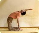 Yoga bij zenuwachtigheid en vermoeidheid.