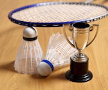 Initiatie badminton