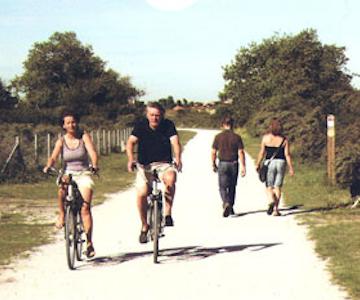 Vijfde toeristische zomer fietszoektocht 'Gordel rond Koksijde'