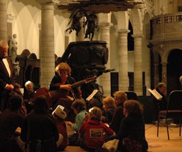 Muziekworkshops voor kinderen van 7 tot 9 jaar