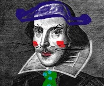 Rommelen met Shakespeare