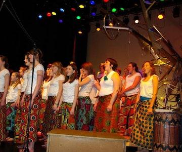GO AFRICA!  - AFRIKA GOSPEL Festival 2012