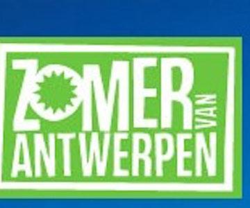 Zomer van Antwerpen