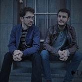 Recyclart Holidays 2012: Ensemble au Recyclart : Kong + Gratts (BE - dj) + Gerd (NL - dj) + San Soda (BE - dj)