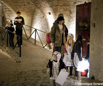 Carolus V Festival Keizer Karel. Ondergrondse speurtocht: op zoek naar de schat van het Gulden Vlies