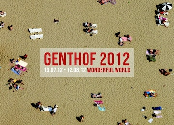 Zomertentoonstelling - Genthof 2012 - Wonderful World