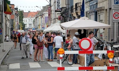 Grote Rommelmarkt Ledeberg - Ledebergse Feesten