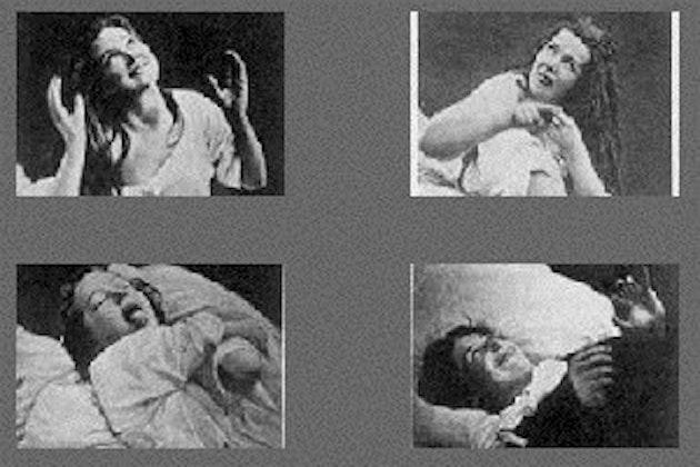 Nerveuze vrouwen, een geschiedenis van vrouwelijke waanzin - voordracht