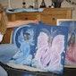 Tony Looyenstein : tekenend medium van engelen en gidsen