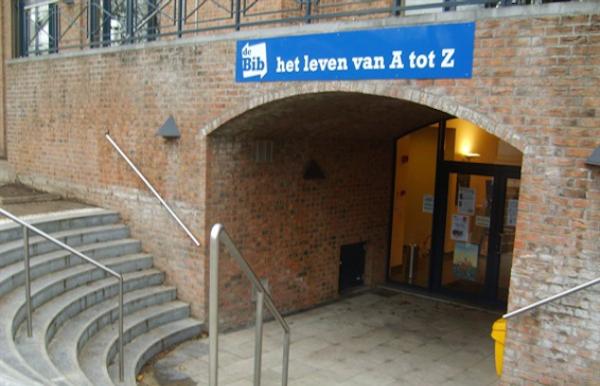 Bibliotheek Brecht