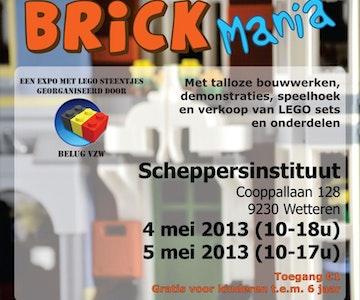 Brick Mania Wetteren (LEGO® Beurs)