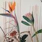 Bloemdecoratie: Glas en koper (eventueel moederdag geschenk)