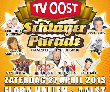 TV Oost Schlagerfestival 2013