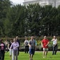 Tai chi in het stadspark (R.DeVidtspark) Sint-Niklaas
