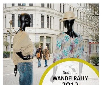 Wandelzoektocht Antwerpen Modestad