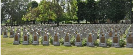Evenement Belgische Militaire Begraafplaats Westvl