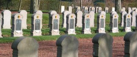 Evenement Belgische Militaire Begraafplaats Hoogst