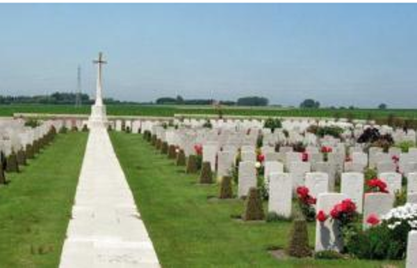 Divisional Collection Post Cemetery and Extension