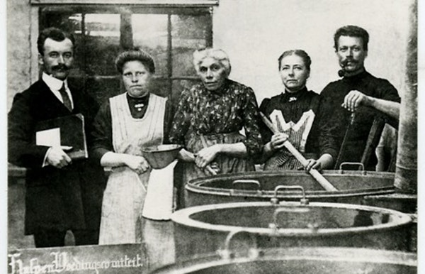 Grote vrouwen en de Groote Oorlog