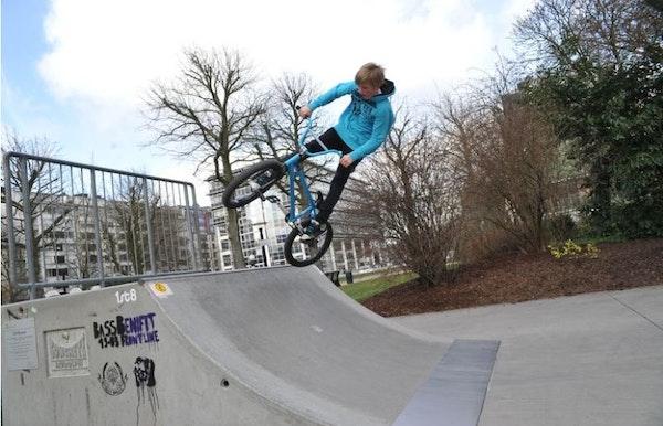 Skatepark 't Zuid (Gent)