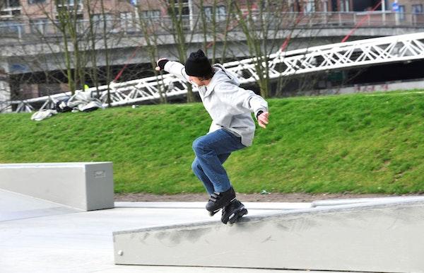 Skatepark Keizerspark Gent