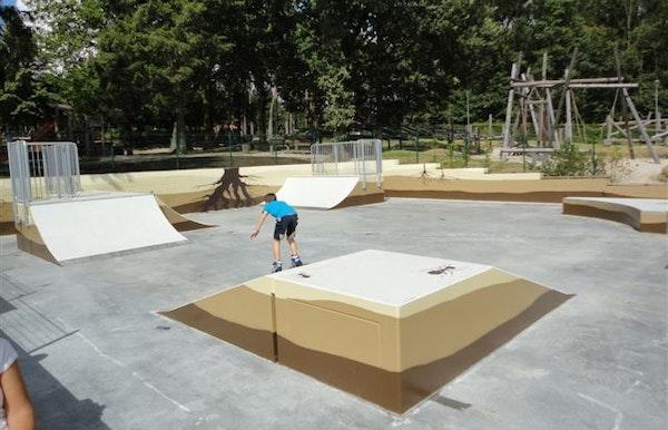 Skatepark Zoet Water
