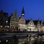 Ghent-authentic by night