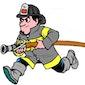 okra steenhuffel bezoekt Brandweerkazerne Londerzeel