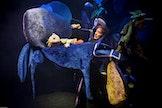Figurentheater DE MAAN - Pjotr & de Wolfski