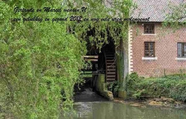 Dorpsmolen Stevoort Werkgroep Molenzorg Zuid-Limburg