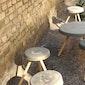 Upcycling: Maak zelf een cementkrukje - VOLZET